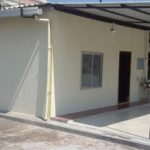 Къща с термопанели